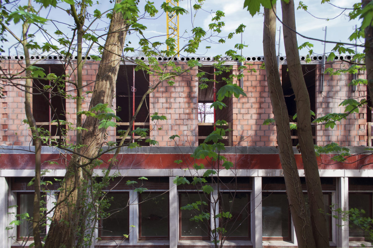 B ILD Iris Building