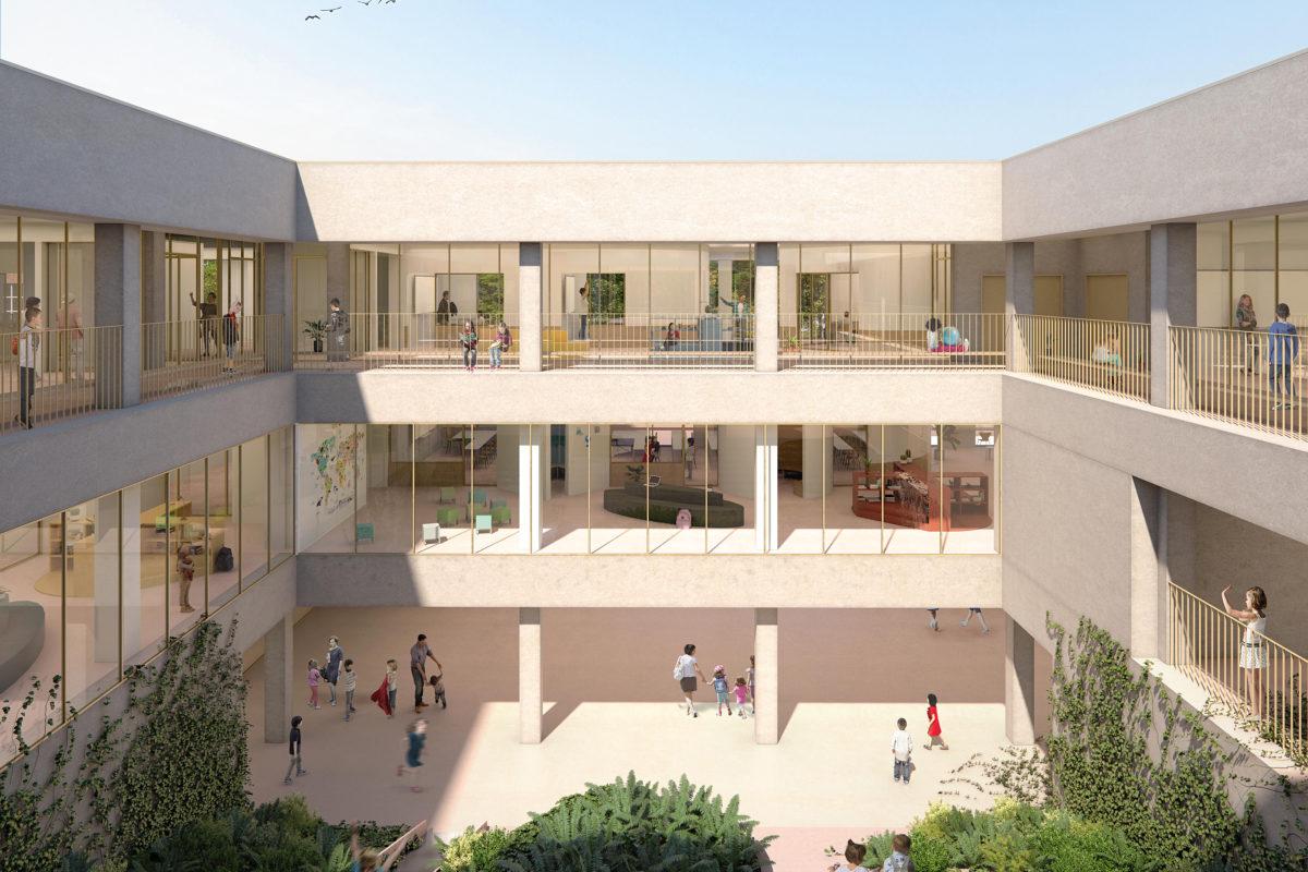B ILD BSKA SCHOOL BUILDING 00
